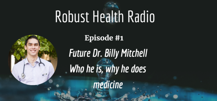An Introduction to Robust Health Radio!